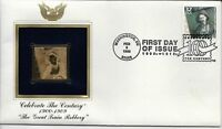 US Scott #3182c, First Day Cover 2/3/98 Washington Single Train Robbery
