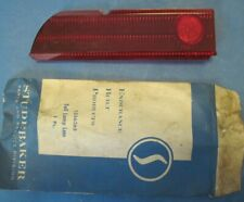 New old stock tail light lens 1964 Studebaker Lark left side