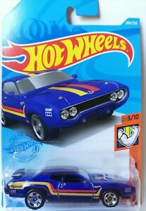 Hot wheels - '71 Plymouth Road Runner - Muscle Mania