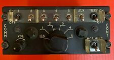 C-6533/Arc Military Aircraft Radio Communications Remote Control Panel