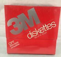 "3M 8"" CPT 6000-8000 Compatible Diskettes 10 Pack"