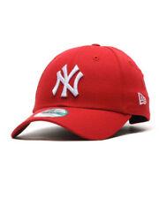 New York-Yankees ohne Muster-Hüte & -Mützen im Baseball Cap-Stil