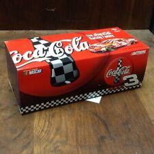 #3 Dale Earnhardt Sr Coke 1998 Monte Carlo Action Platinum NASCAR Diecast 1:24