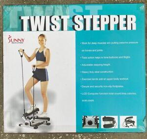 Sunny Health & Fitness Twist Stepper NIB