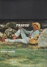 MERLE TRAVIS  - travis LP