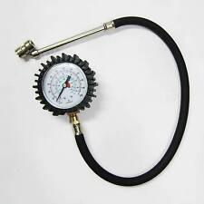 Air Auto Motorcycle Truck Tire Tyre Tool Pressure Dial Gauge