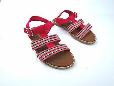 Tommy Hilfiger Girls Children's Shoes Sandals - Size 31 Designer Th 7885 New