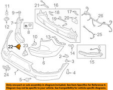 KIA OEM 11-13 Sportage Parking Backup Back Up Reverse Distance-Sensor 957203W000