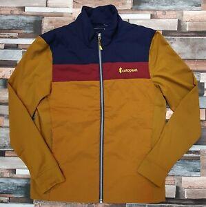 Cotopaxi Monte Hybrid Jacket, Bronze/Maritime, Men's Medium RRP £180
