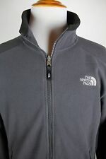 The North Face Fleece Jacket Mens Size Large Gray