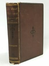 Log-Book of a Fisherman and Zoologist-Buckland-1875-Antique-