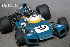 Graham HILL BRABHAM bt34 ITALIANO Grand Prix 1971 fotografia 1