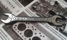 MINI Cooper Classic MIGLIA RACE costruito Non Comprato MPI RARE MED swiftune BADGE Med