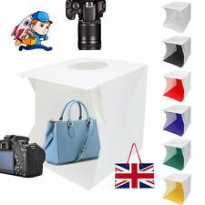 1x Photo Studio Lighting Mini Box Photography Backdrop LED Light Room Tent