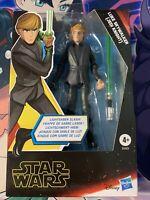 Luke Skywalker Jedi Knight Star  Wars Galaxy of Adventures NEW Figure Toy