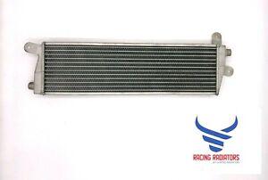 Radiatore olio maggiorato Lancia Delta HF EVO Integrale 16v 8v 82440355