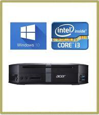 Acer Veriton N4620G SFF Core i3 2377M 1.70GHz 4GB 500GB Windows 10 HDMI