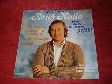 LP, Rene Kollo, Wie es Euch gefällt, Münchner Rundfunkorchester Hans Zanotelli,