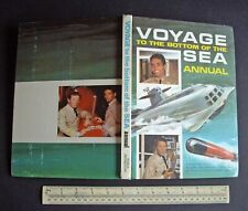 More details for voyage to the bottom of the sea tv annual 1967 wdl manchester. admiral nelson