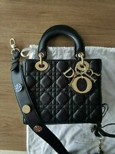 100% Authentic 2020 Christian Dior Small Lady Dior Bag