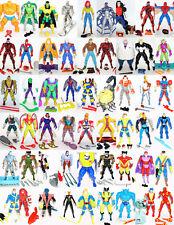 Toy Biz Marvel Action Figures - CHOICE - Spider-Man X-MEN Fantastic Four X-FORCE