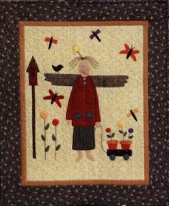 📒  Quilting Pattern Vintage Market Angel