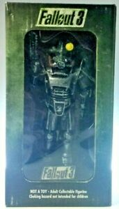 Fallout - Fallout 3 Promotional Release Brotherhood of steel figurine 2008