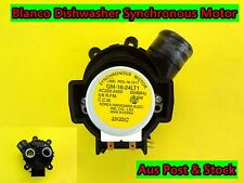 Blanco Dishwasher Spare Parts Synchronous Motor Replacement (D207) Used