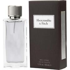 First Instinct   Abercrombie & Fitch Men Eau De Toilette  1.7oz50ml New Original