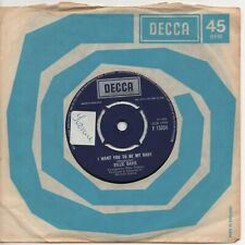 BILLIE DAVIS i want you to be my baby 1972 UK DECCA RE MOD NORTHERN SOUL 45