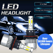 H13 LED Headlight Bulbs For Ford F150 2004-2014 F-250 F-350 Super Duty 2005-2018