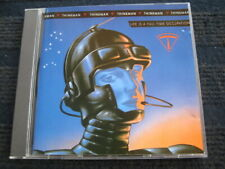 CD  THINKMAN  Life is a full time occupation  9 Tracks  Rupert Hine