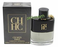 CH Prive Men By Carolina Herrera 1.7/1.6 oz. Edt Spray For Men New In Box