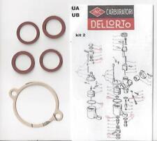 Dellorto Dichtungssatz kit2 für Baureihe UA... und UB... siehe Beschreibung