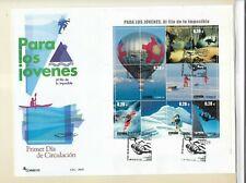 España Deportes Sobre Primer Día del año 2005 (FC-119)