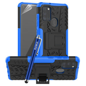 For Samsung Galaxy A21s Case Heavy Duty Shockproof Tough Cover For A21s (6.5)