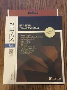 Noctua NF-F12 PWM 120mm Premium Fan 12V
