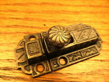 Smaller Ornate Cupboard Latch.Lock