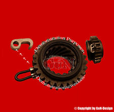 Yamaha Anlasserfreilauf Reparatur Clip XV700 750 SE XV920 starten ohne Geräusche