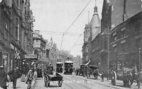 POSTCARD  LEICESTER - GRANBY STREET - CIRCA 1905