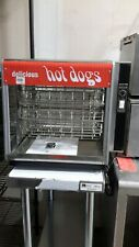 Used Star 175H Hot Dog Broiler/Rotisserie