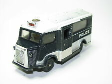 """DINKY TOYS N°566 VINTAGE Citroen HY """"Car de Police Secours"""" RARE, GOOD CONDITION"""