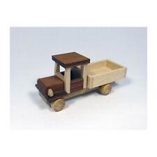 Liebe HANDARBEIT 46097 camión con Plataforma Madera 1:12 para casa de muñecas