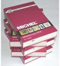 MICHEL-Europa 2016 Band 1 (EK1 Mitteleuropa) ehem. VK 68,- €