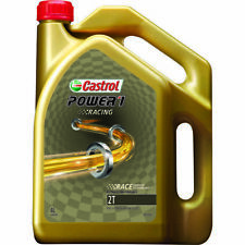 Castrol POWER1 Racing 2T Motorcycle Oil 4 Litre
