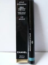 Chanel Stylo Eyeshadow  Azulejo No.117  Fresh Effect new&boxed!