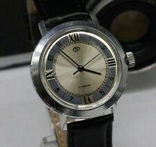 Vintage Dress Watch Vostok Watch USSR RARE Mens CCCP itsVintageTime Soviet Era