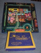 Mr Ree The Fireside Detective 1943 Improved Edition w/Game Board