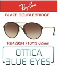 Occhiali da Sole RAY BAN SUNGLASSES RB 4292N 710/13 BLAZE DOUBLE BRIDGE RAYBAN