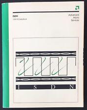 Advanced Micro Devices (Amd) - Isdn 1989/90 Data Book (1989)